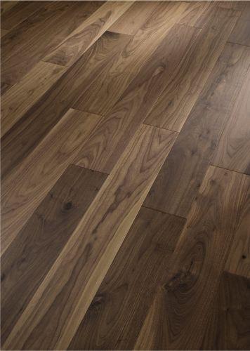 Meister Parkett Fußboden PS300 Nussbaum Amerikanisch Lebhaft